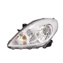 115-1126-LD HEAD LAMP N. ALMERA 2001 (TAXI)