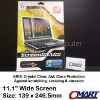 Capdase 11.1 inch wide anti gores laptop screen protector SP00M111W-C