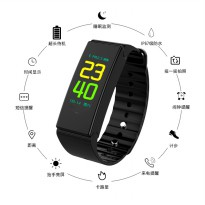 SmartBand TLW D1Plus Original 100% smartwatch support Android dan iOS