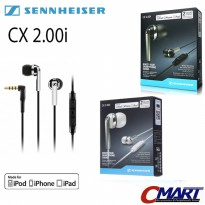 Sennheiser CX 2.00G : Headphone with microphone for Android Smartphone