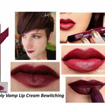 Nyx simply vamp lip cream bewitching