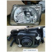 214-1145-PXRD HEAD LAMP M. KUDA 1997 (CRYSTAL)
