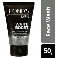 Ponds Men Face Wash White Boost 50 gram