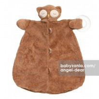 Angel Dear Teether Blankie - Owl