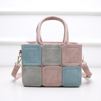 KGS Tas Wanita Casual Soft Colorful Mini Handbag 3 Pilihan Warna