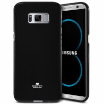 Mercury Goospery Jelly Case Samsung Galaxy S8 Plus (G955) - Hitam