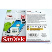 Memory Card / Micro Sd Sandisk 64 Gb