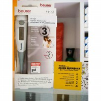 BEURER THERMOMETER FT 15-1/ TERMOMETER DIGITAL