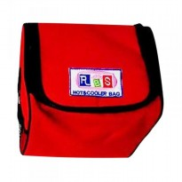 RBS Cooler Bag Bayi + Ice Gel Red