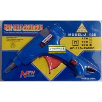 Lem Tembak / NEW JTL Hot Melt Glue Gun 20 Watt