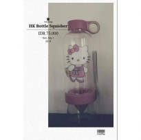 Botol Squisher Hello Kitty