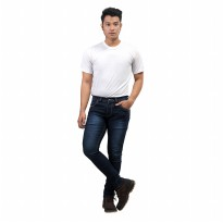 Celana Jeans Pria Inficlo SWY 972 Navy