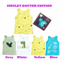 KAZEL SINGLET DOCTOR EDITION 4IN1