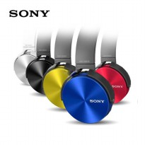 SONY Headphone MDR XB450AP XB450 Extra Bass Headset Bando SONY XB 450
