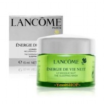 LANCOME ENERGIE DE VIE NUIT THE OVERNIGHT RECOVERY SLEEPING MASK 15ML