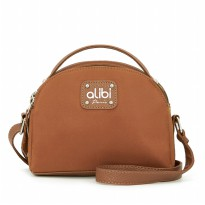 NEW ARRIVAL! Alibi Paris Tas Selempang Wanita Lilitha Brown Bag-T4969B7