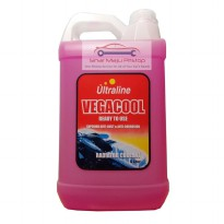 Ultraline Vegacool Anti Rust Coolant - Air Radiator Merah 5 Liter Original
