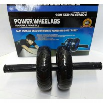 Power Wheel ABS Bentuk Otot Perut