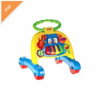 Fisher Price Musical Activity Walker - V3254