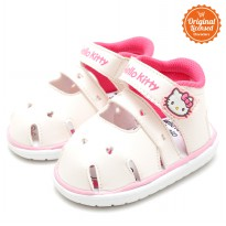 Character Land - Hello Kitty Baby Sandal White