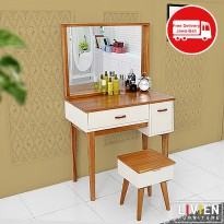 Meja Rias Set Reina Series LIVIEN  Furniture