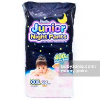 MamyPoko Junior Night Pants XXXL 24 - Girls