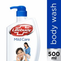 Lifebuoy Sabun Cair Mild Care Pump 500ml