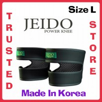 PROMO!!! JEIDO POWER KNEE (SIZE L) ASLI KOREA