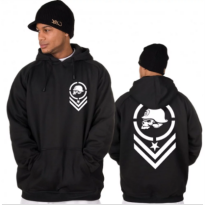 JAKET HOODIE SWEATER BALAP METAL MULISHA RACING BARU - Vallenca