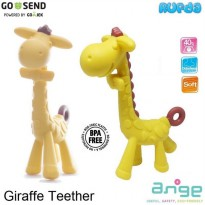 Ange Giraffe Teether Gigitan Bayi Bentuk Jerapah Made in Korea