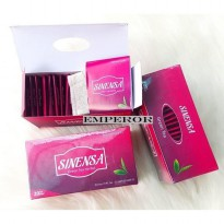 Sinensa Original Dinkes - Pelangsing Tubuh Teh Herbal Green Tea Preium Quality - Pink