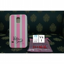 Samsung Galaxy S5 High Quality Soft Silicone Case Victoria Secret Luxe