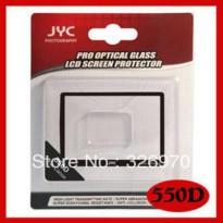 [globalbuy] NEW JYC Camera Glass LCD Screen Protector Cover Film For Canon 550D FREE SHIPP/838716