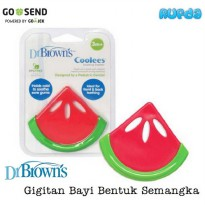 Dr Brown's Coolees Watermelon Gigitan Bayi Semangka