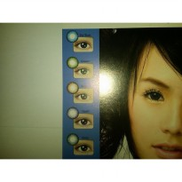 Softlens Warna Minus Tinggi Europa Next - Gray