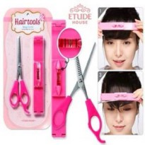 Alat Bantu Potong Rambut Hair Tools Gunting Poni Artifact Bangs cut
