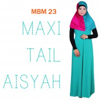 Fashion Dress Wanita Hijab - MBM 23