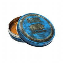 POMADE REUZEL BLUE BIRU 4 OZ HEAVY / STRONG WATERBASED WATER BASED (HALAL) + FREE SISIR SAKU