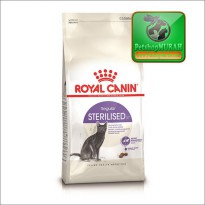 Makanan Kucing Steril - Royal Canin Sterilised 37 2kg