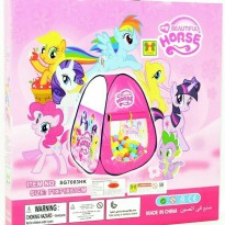 Tenda Anak Segitiga Little Pony / Tenda Anak Karakter