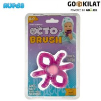 Octo Baby Banana Teething Tooth Brush