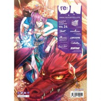 re:ON Comics vol. 24