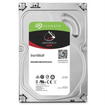 Seagate IronWolf 4TB 3.5' HD HDD Hardisk Harddisk Internal / HDD NAS