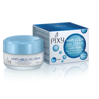 PIXY White Aqua Gel Night Cream 18gr