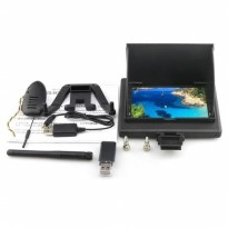 FPV 720P Camera Monitor Real Time Transmission 5.8G For X251