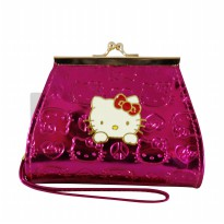 Dompet Wanita Unik Hello Kitty (HP77009)