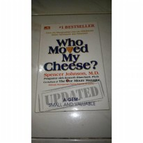 Who Moved My Cheese? Updated Hard Cover A gem small dan valuable Spenc