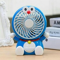 Kipas Angin USB, Mini Fan Portabe Rechargeable