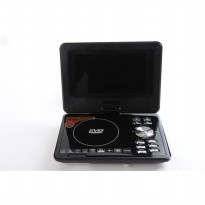 Hot Deal's MOTO Portable Dvd Player 9.8 Inc - With TV Tuner / Radio And Game