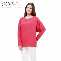 Sophie Paris - FLORENT BLOUSE PINK - Blouse
